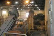 waste management production line