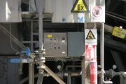 sewage sludge Atex electric installation